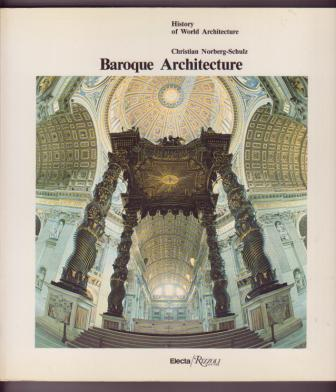 Image for Baroque Architecture