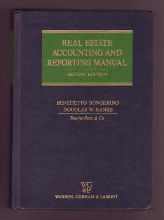 Image for Real Estate Accounting and Reporting Manual - Second Edition