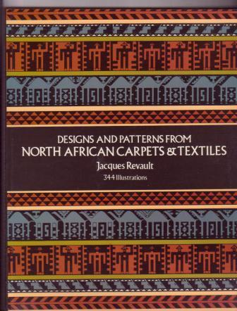 Image for Designs & Patterns from North African Carpets & Textiles