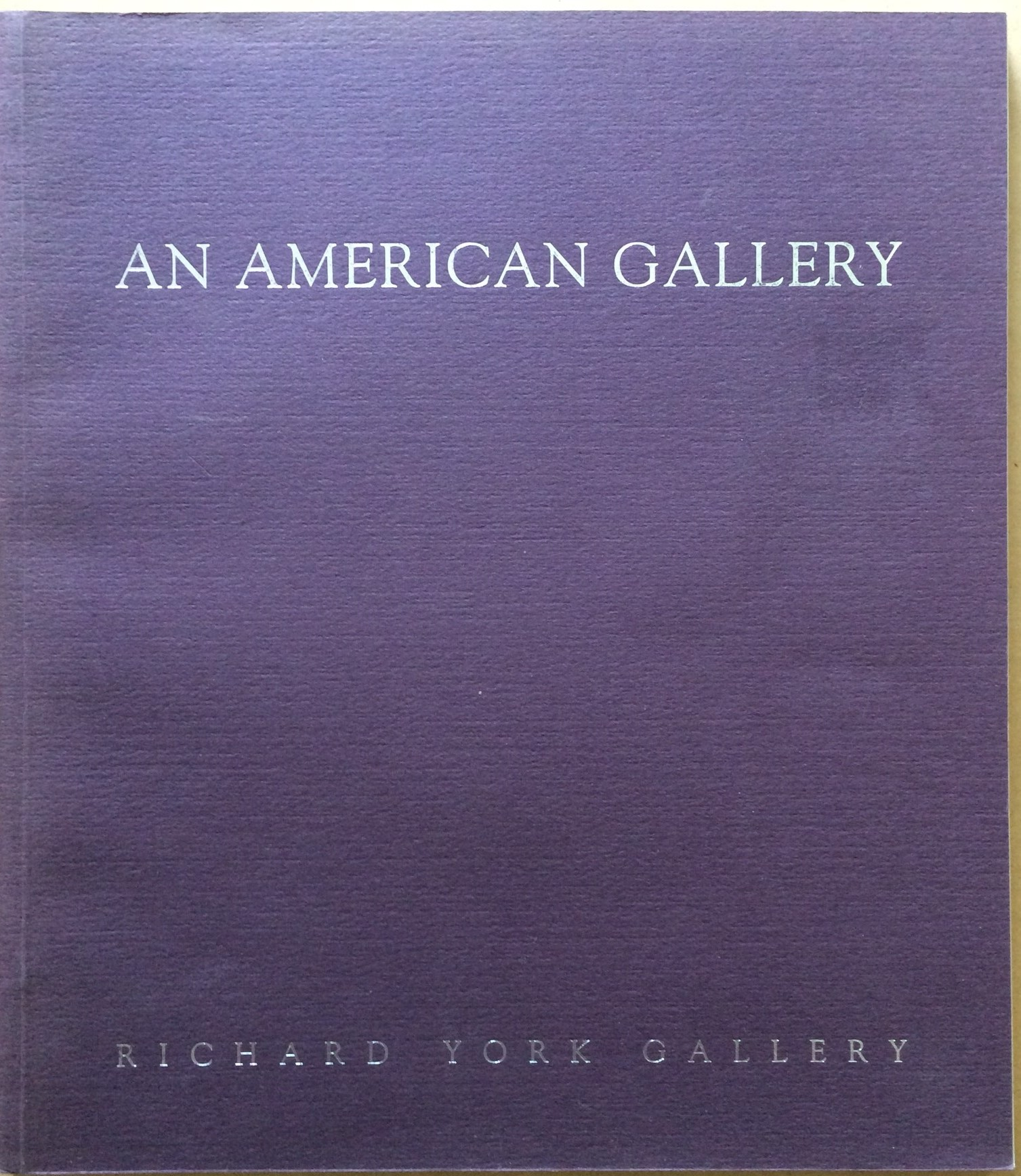 Image for An American Gallery - Volume VIII