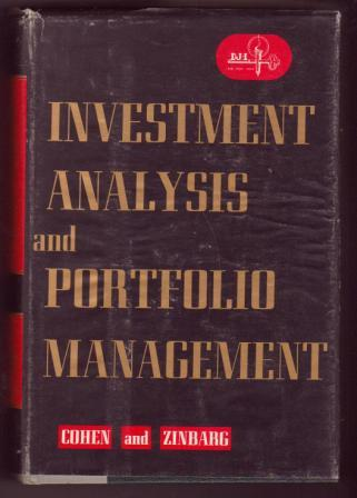 Image for Investment Analysis and Portfolio Management