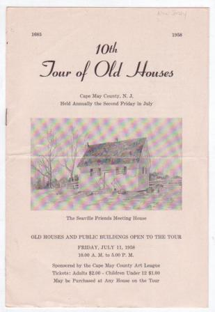 Image for 10th Tour of Old Houses