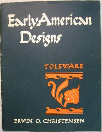 Image for Early American Designs: Toleware