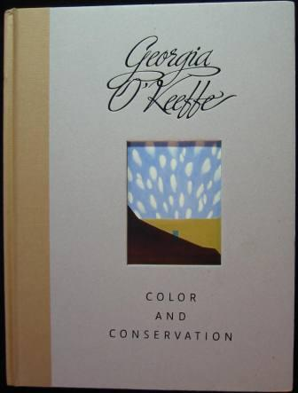 Image for Georgia O'Keeffe: Color and Conservation