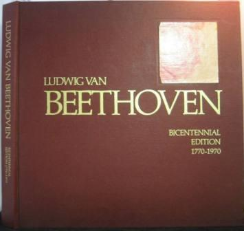 Image for Ludwig Van Beethoven - Bicentennial Edition, 1770-1970