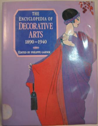 Image for The Encyclopedia of Decorative Arts, 1890-1940