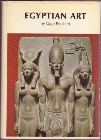 Image for Egyptian Art: Part I. Old and Middle Kingdoms, Part II. New Kingdom and Late Period