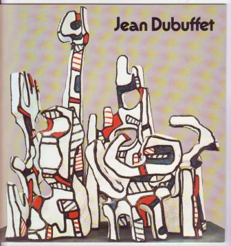 Image for Jean Dubuffet: Monuments, Simulacres, Praticables