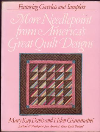 Image for More Needlepoint from America's Great Quilt Designs