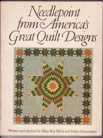 Image for Needlepoint from America's Great Quilt Designs