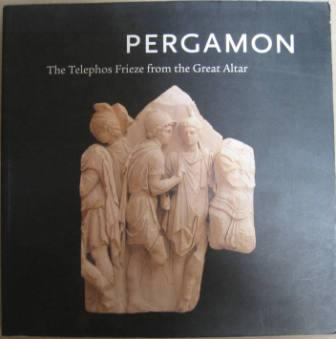 Image for Pergamon: The Telephos Frieze from the Great Altar - Vol. 1