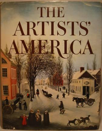 Image for The American Heritage History of The Artists' America