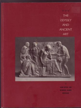 Image for The ODYSSEY and Ancient Art: An Epic in Word and Image