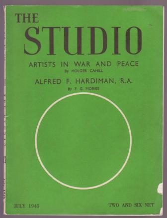 Image for Artists in War and Peace; Alfred F. Hardiman, R.A.
