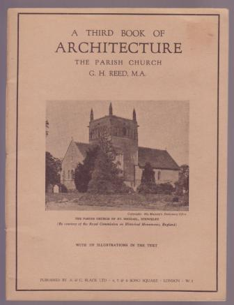 Image for A Third Book of Architecture, The Parish Church