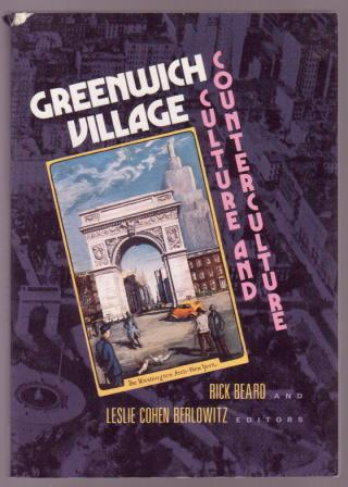 Image for Greenwich Village: Culture and Counterculture