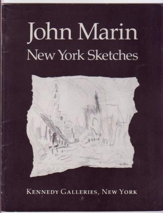 Image for John Marin: New York Sketches