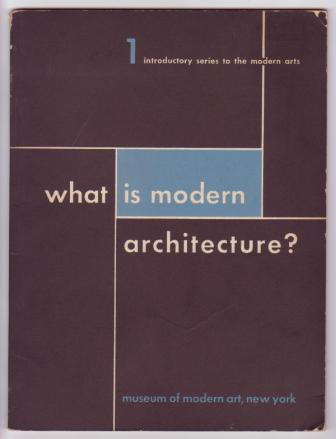 Image for What is Modern Architecture?