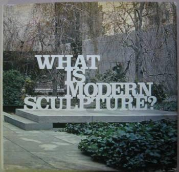 Image for What Is Modern Sculpture?