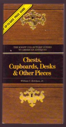 Image for Chests, Cupboards, Desks & Other Pieces