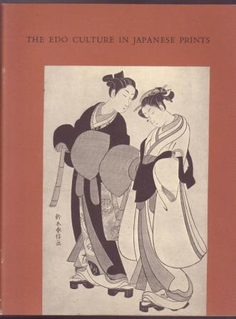 Image for The Edo Culture in Japanese Prints
