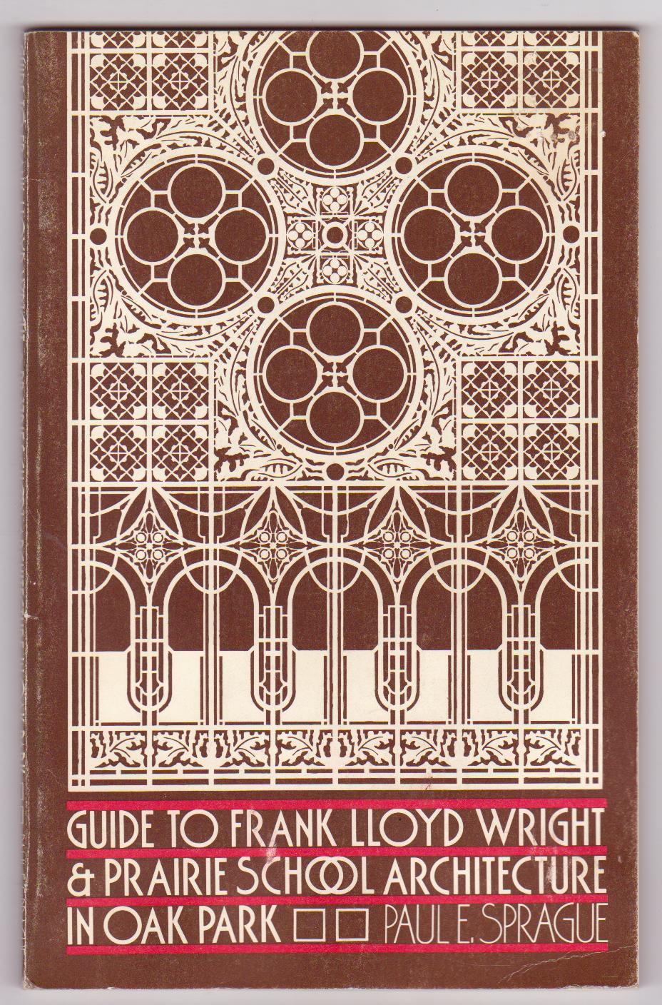 Image for Guide to Frank Lloyd Wright & Prairie School Architecture in Oak Park