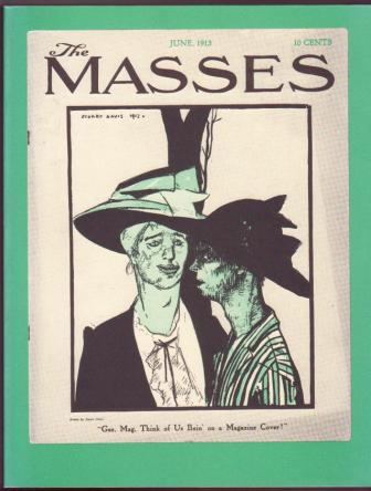 Image for Art for the Masses (1911-1917): A Radical Magazine and its Graphics