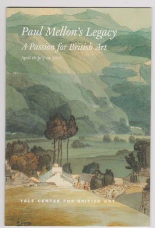 Image for Paul Mellon's Legacy: A Passion for British Art