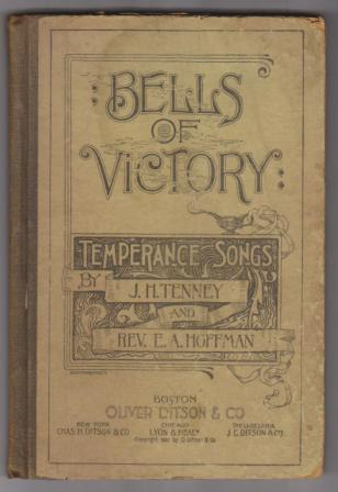 Image for Bells of Victory: A Collection of Music for Temperance Meetings