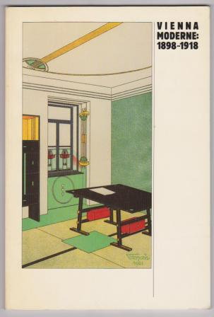 Image for Vienna Moderne: 1898-1918