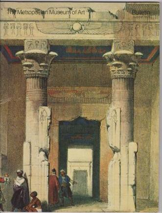 Image for The Temple of Dendur / The Metropolitan Museum of Art Bulletin