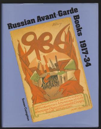 Image for Russian Avant-Garde Books, 1917-34