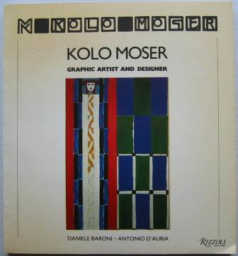 Image for Kolo Moser, Graphic Artist and Designer