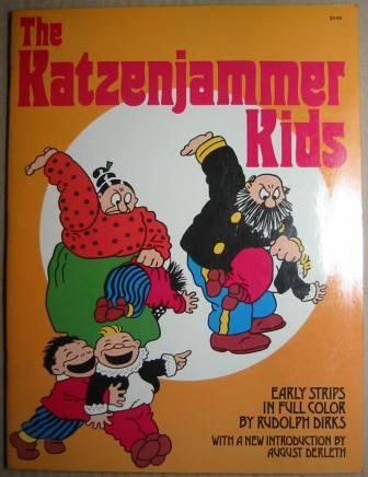 Image for The Katzenjammer Kids: Early Strips in Full Color