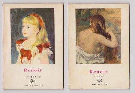 Image for Renoir, Nudes; Renoir, Children; Toulouse-Lautrec, Moulin-Rouge; Dufy, At the Races; Giacometti, Sculptures (Petite Encyclopédie de l'Art)