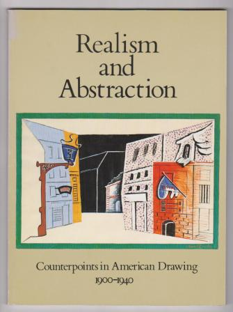 Image for Realism and Abstraction: Counterpoints in American Drawing, 1900-1940
