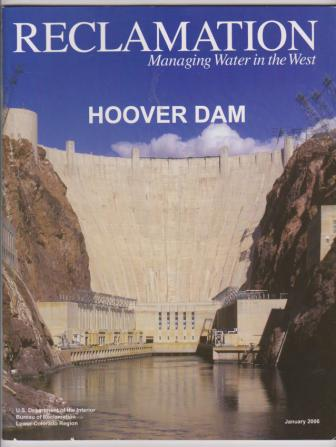 Image for Hoover Dam: Reclamation, Managing Water in the West