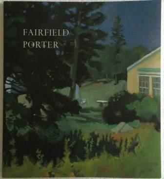 Image for Fairfield Porter, March 8 - April 15, 2006