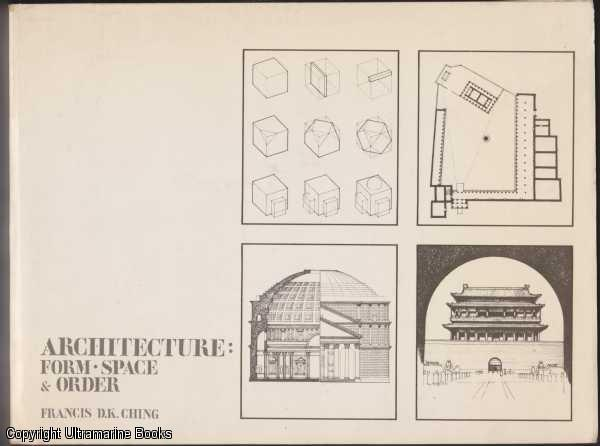 Image for Architecture: Form, Space & Order