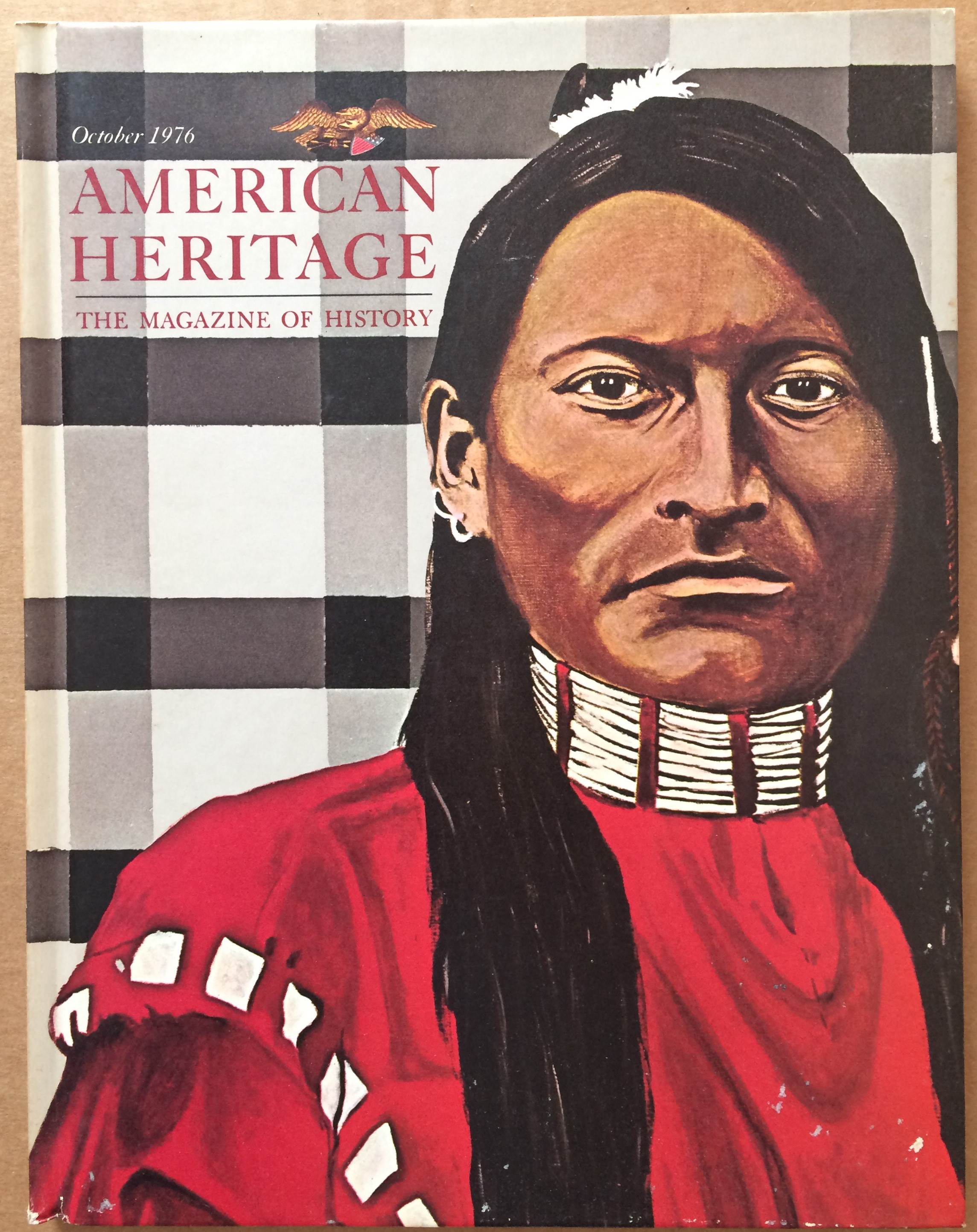 Image for American Heritage, October 1976, Volume X XVII, Number 6