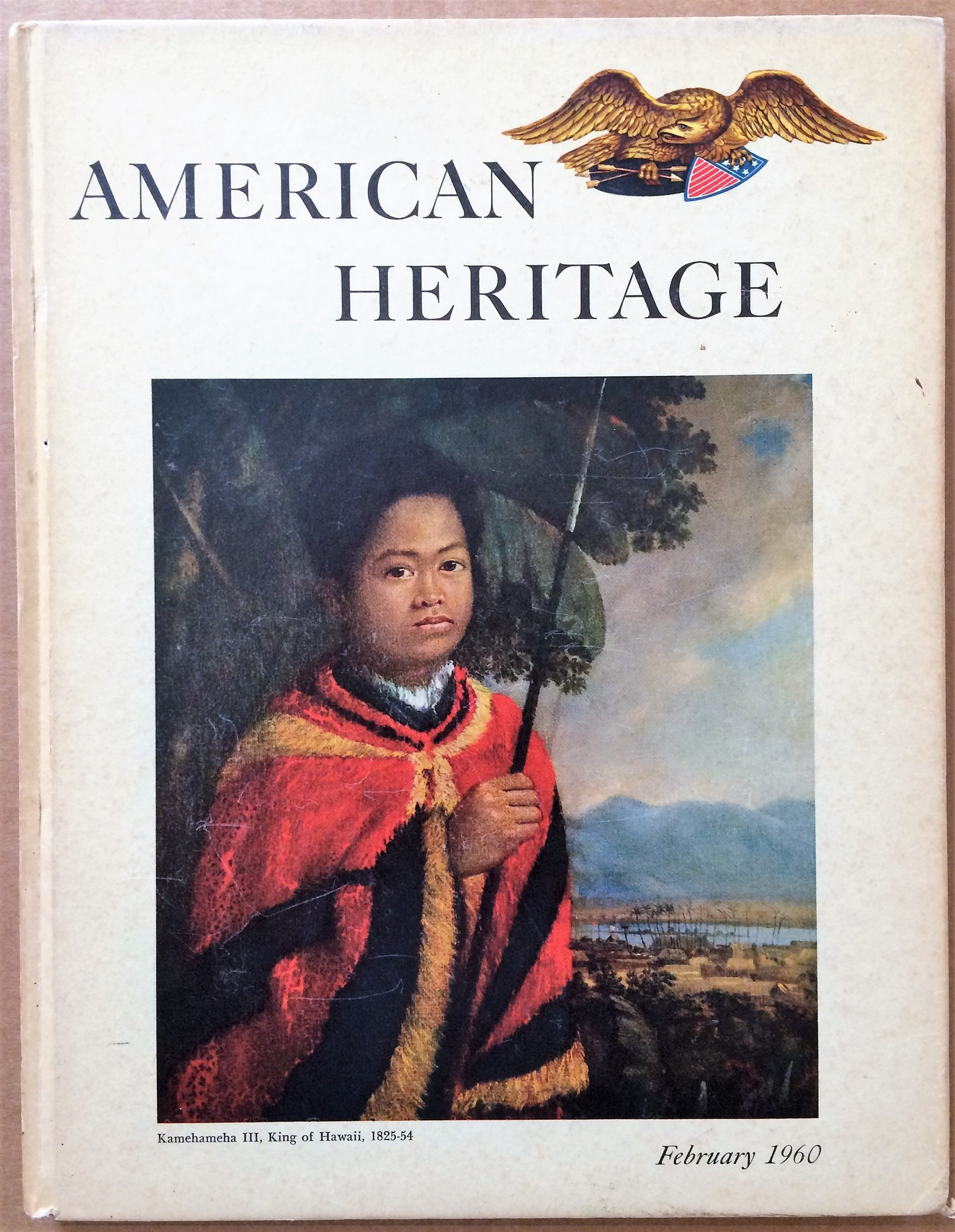 Image for American Heritage, February 1960, Volume XI, Number 2