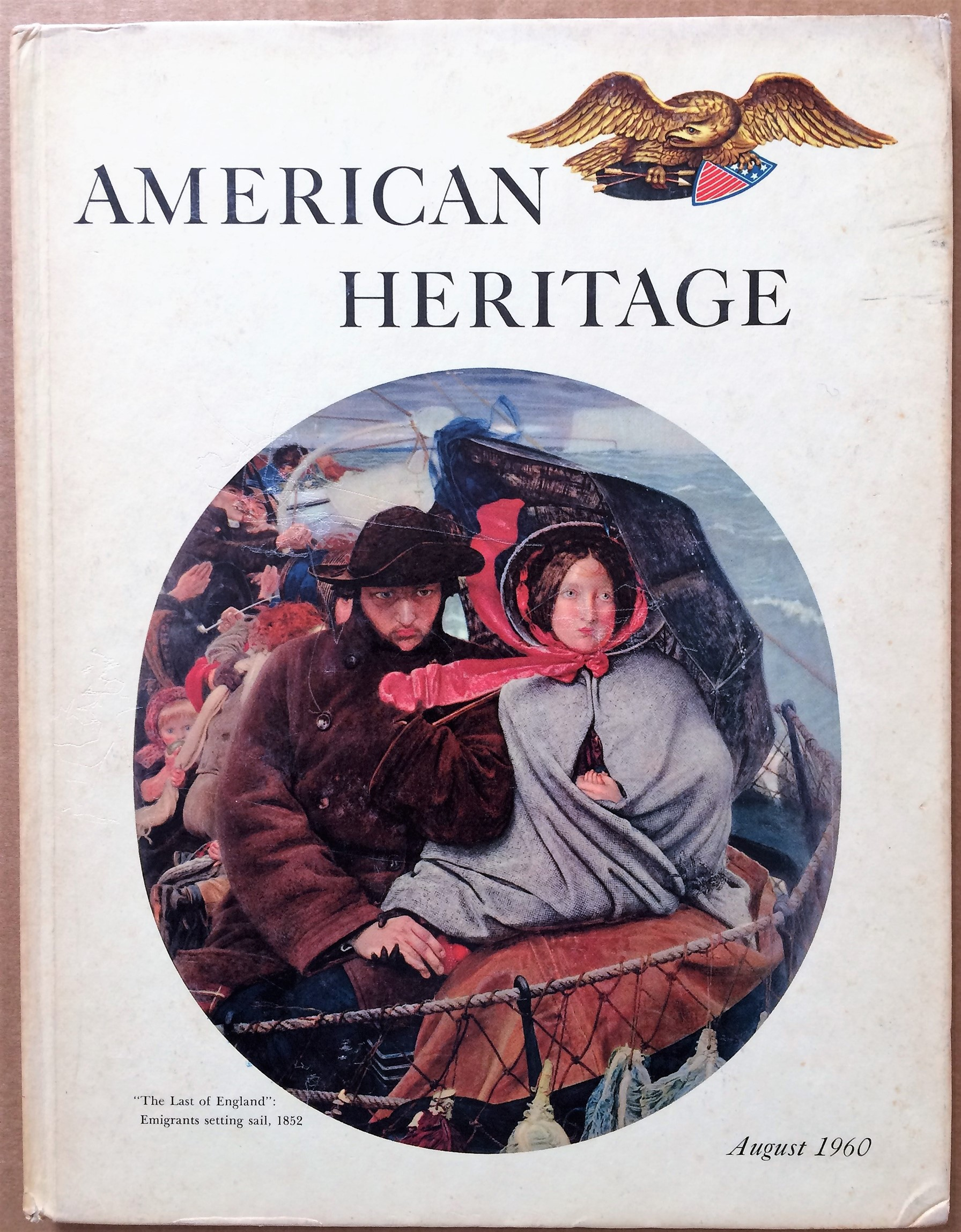 Image for American Heritage, August 1960, Volume XI, Number 5