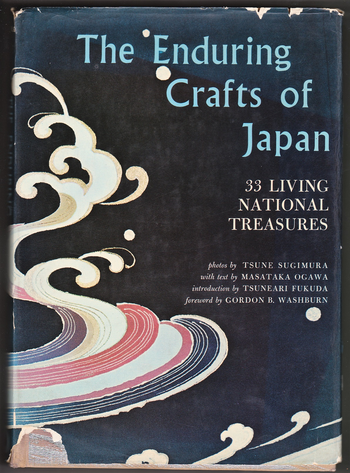 Image for he Enduring Crafts of Japan: 33 Living Treasures