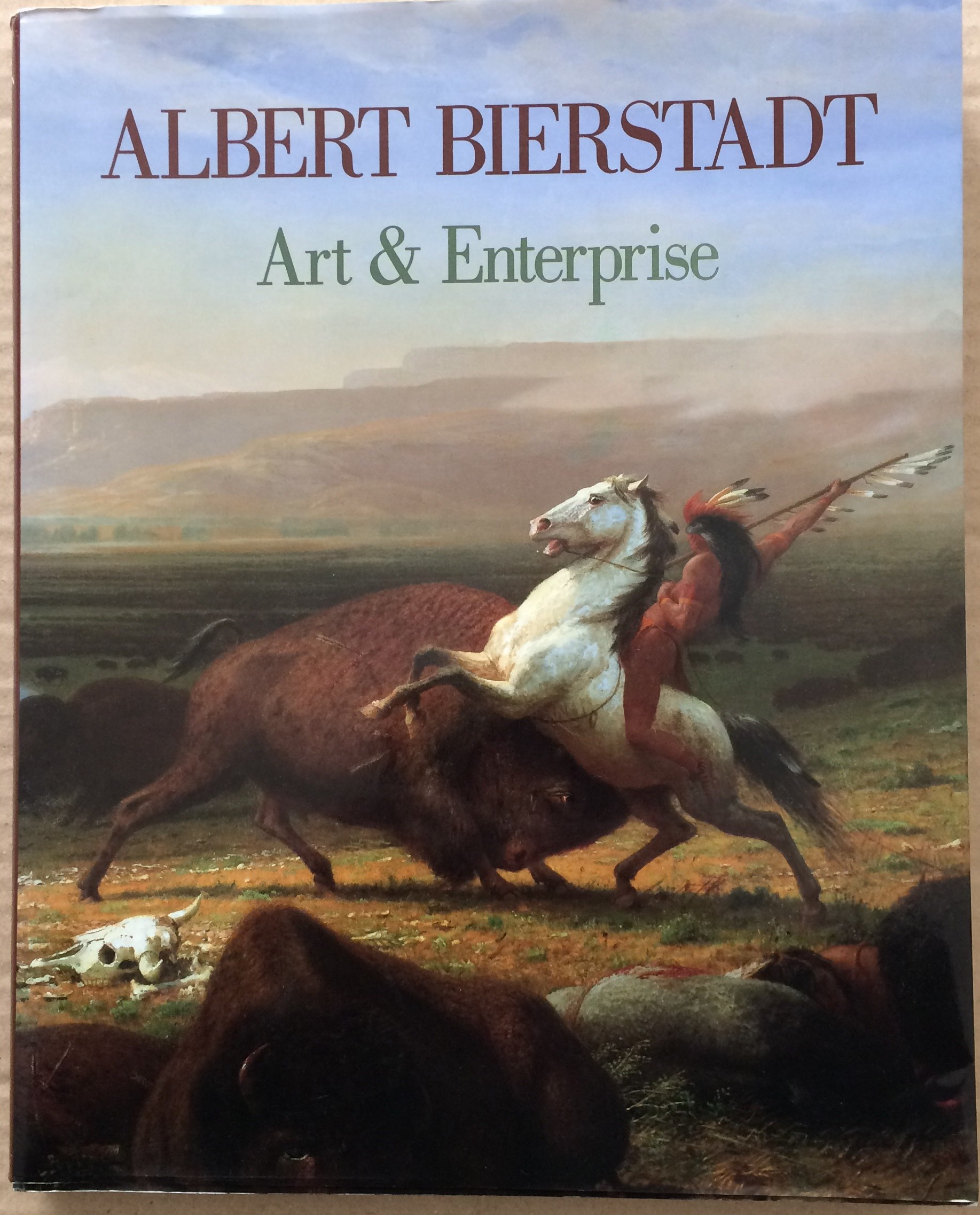Image for Albert Bierstadt: Art & Enterprise