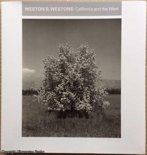 Image for Weston's Westons: California and the West