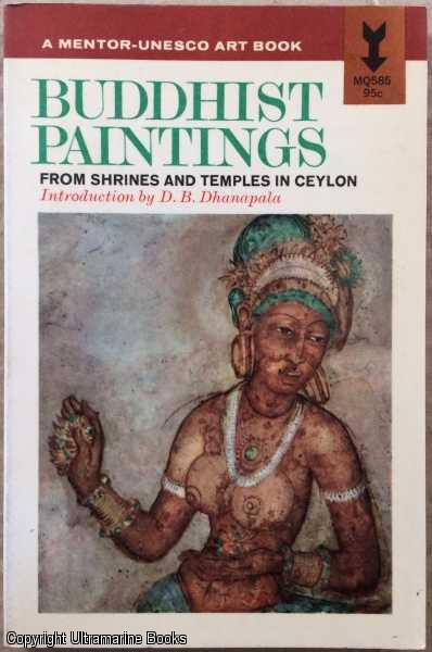 Image for Buddhist Paintings from Shrines and Temples in Ceylon