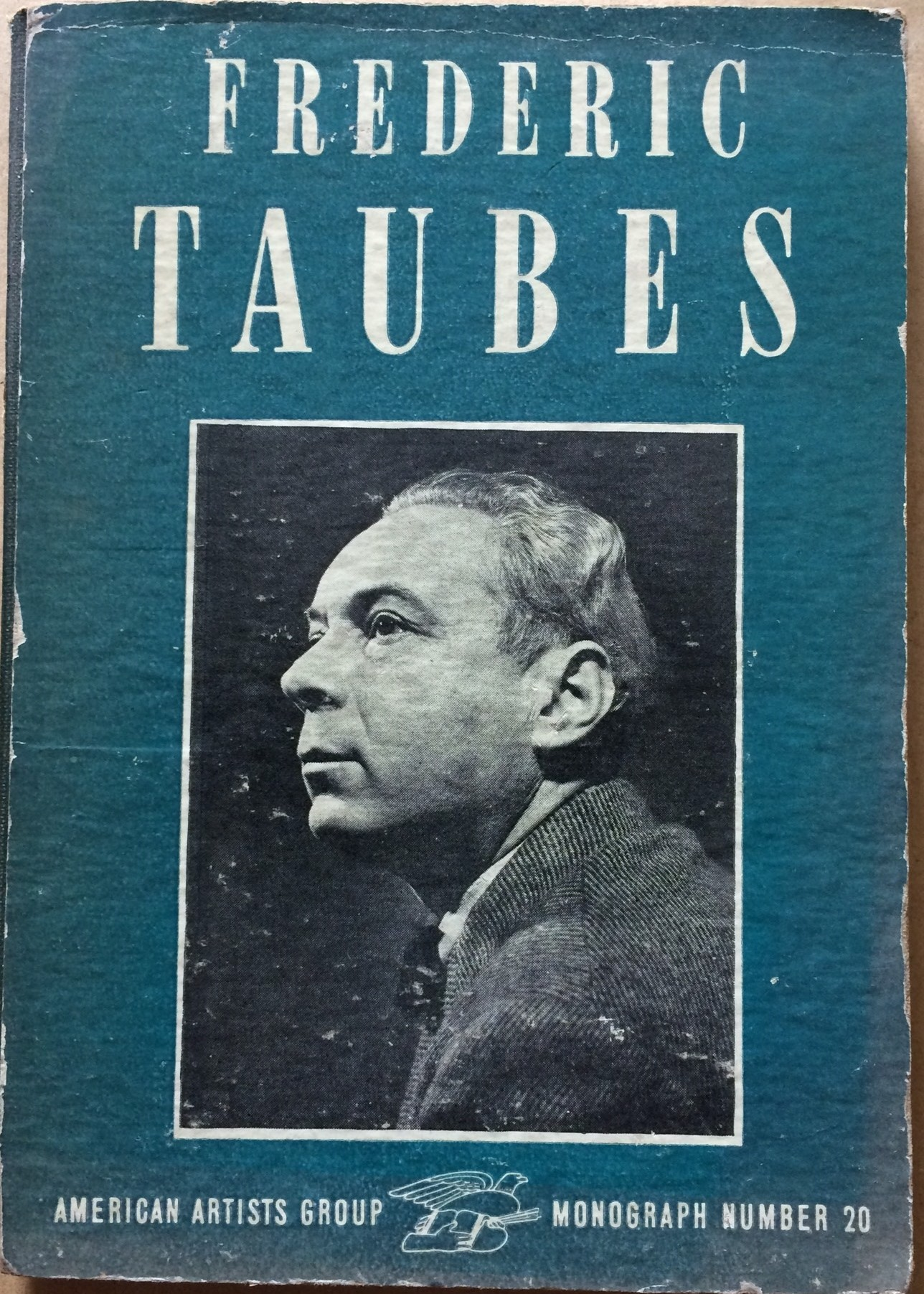 Image for Frederic Taubes