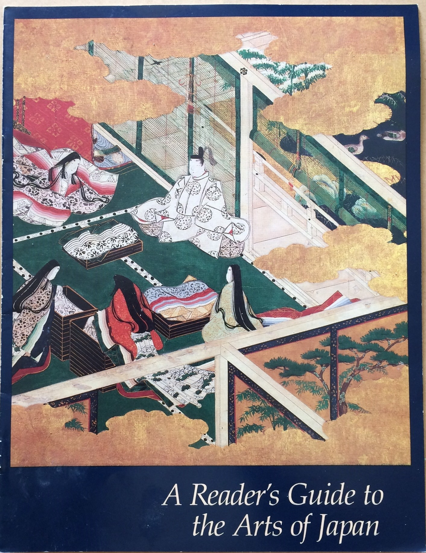 Image for A Reader's Guide to the Arts of Japan