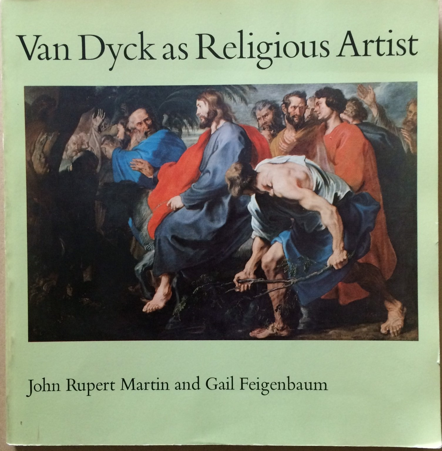 Image for Van Dyck as Religious Artist