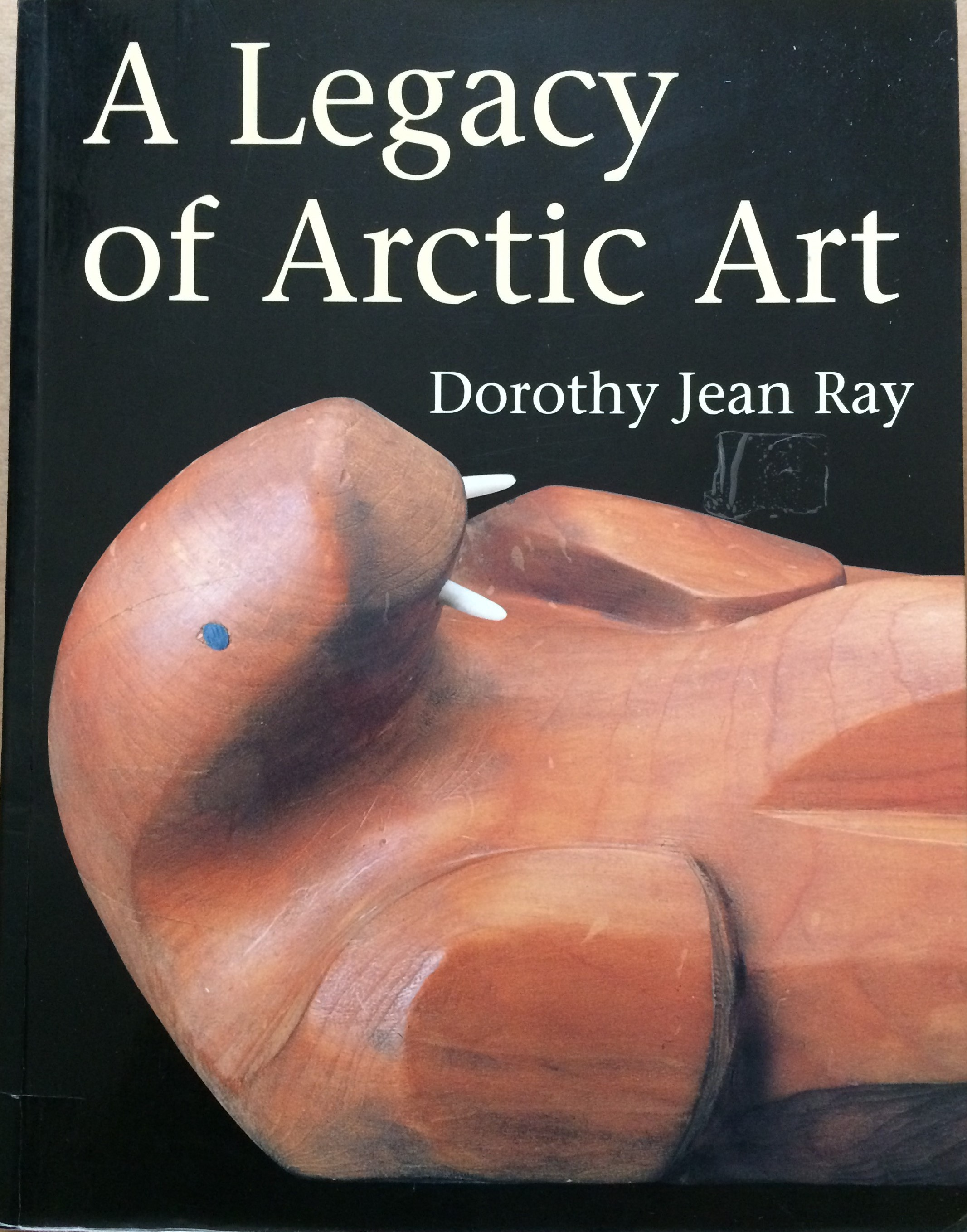 Image for A Legacy of Arctic Art